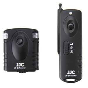 Image 3 - Jjc カメラシャッター 433MHz 16 ラジオチャンネルワイヤレスリモコンオリンパス OM D E M5 II E M1 III カメラ