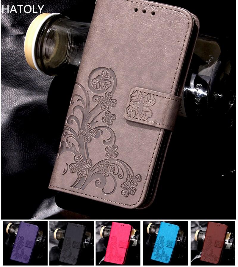 Phone Case For Asus Zenfone 5z ZS620KL / 5 ZE620KL Case Asus Zenfone 5z ZS620KL Cover Flip PU Leather & Silicone Wallet Case