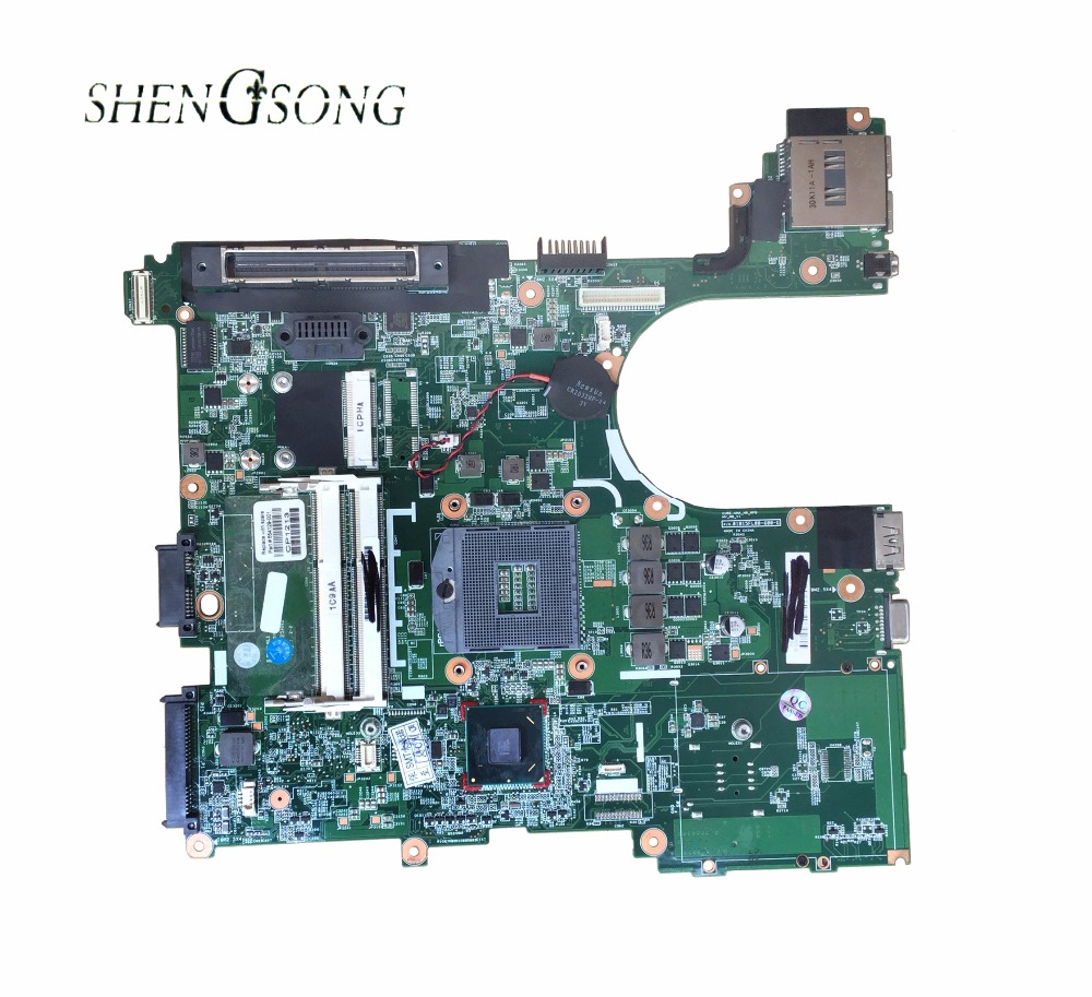 654129-001 Free shipping Latop motherboard For HP ProBook 6560B Laptop motherboard 100% tested free shipping 665718 001 for hp 6560b 8560p laptop motherboard 665718 001 amd system board ddr3