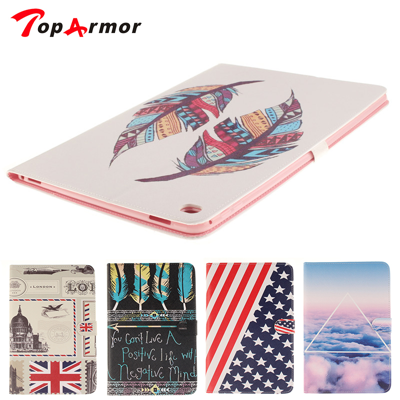 For iPad Pro 12.9'' Coque High Quality PU Leather Flip Smart Book Case For Apple iPad Pro 12.9 Back Cover with Card holder Capa for apple ipad air 2 pu leather case luxury silk pattern stand smart cover