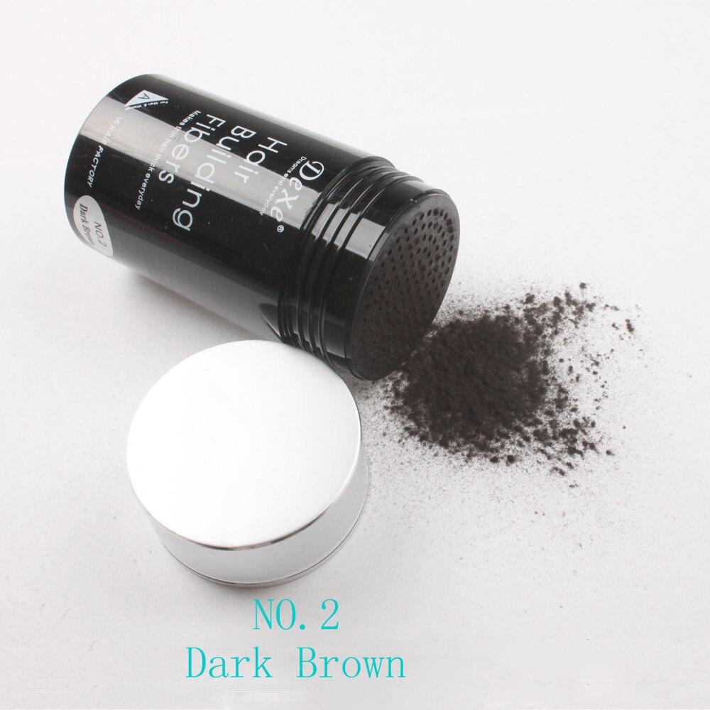Купить с кэшбэком Hair Building  Fibers 22g Dark Brown COLOR