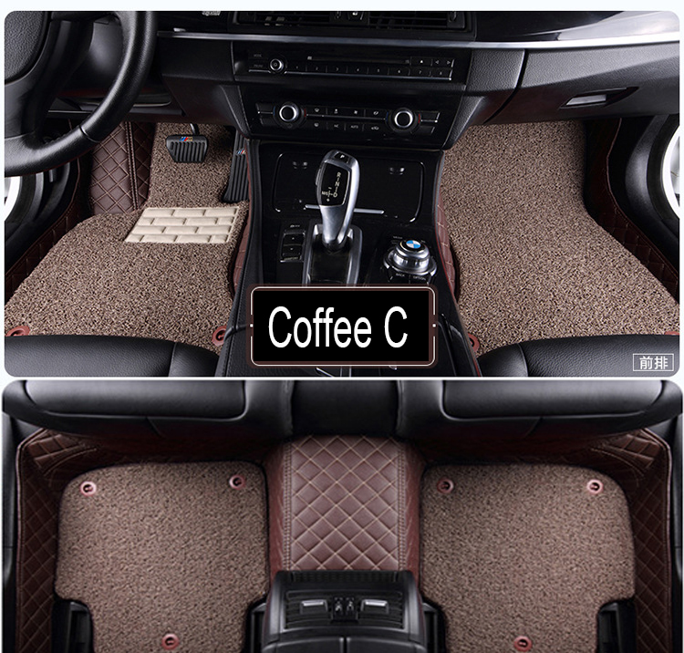 Car floor mats for Infiniti ESQ Nissan Juke accessories 5D car-styling heavy duty rugs carpet foot case liners (2014-Car floor mats for Infiniti ESQ Nissan Juke accessories 5D car-styling heavy duty rugs carpet foot case liners (2014-