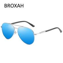 Vintage Mens Metal Polarized Sunglasses Women Brand Designer Retro Driving Glasses Men Pilot Eyeglasses UV400 Gafas De Sol