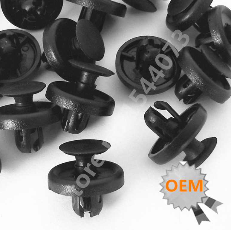 30x OEM QUALITY CLIP For Subar u Impreza Push Fit Plastic Rivets Trim Clips for Boot Trunk Lining Carpets 909130043