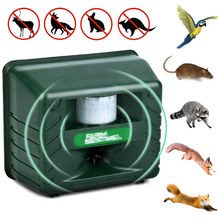 Outdoor Garden Mole Repellent Ultrasonic Mole Snake Bird Mouse Ultrasonic Pest Repeller Control Garden animal repellent morris mole