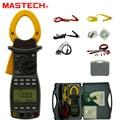 Цифровой измеритель мощности MASTECH MS2205  трехфазный гармонический тестер с интерфейсом RS232