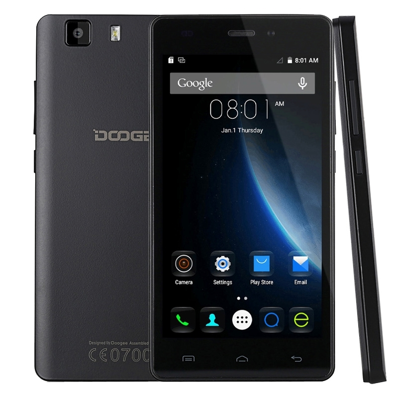 Original doogee x5 pro 5 pulgadas hd 1280x720 4g lte smartphone MTK6735 Quad Cor