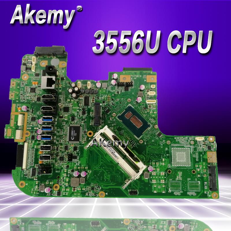 Akemy Original FOR ASUS ET2321T ET2321I Motherboard W/ Intel 3556U Processor REV1.3 MainboardAkemy Original FOR ASUS ET2321T ET2321I Motherboard W/ Intel 3556U Processor REV1.3 Mainboard