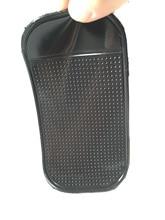 Anti-коврик ключевых вещи важная держателей non-slip приборной панели мобильного магия мобильный