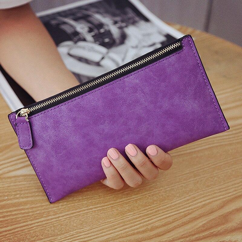 Women Wallet Carteira Femme Womens Wallets And Purses Bolsos Portemonnee women's purse feminina female woman monedero billetera 2