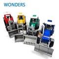 Promoção! Liga Glide agricultor engenharia van carro brinquedos educativos trator modelos em escala brinquedo das crianças