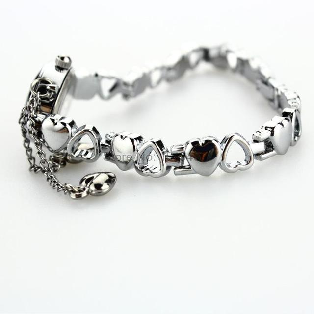 KIMIO Simple Small Dial Love Decoration Bracelet Ladies Famous Brand Women Luxury Watches Womens Quartz-watch Female Wristwatch
