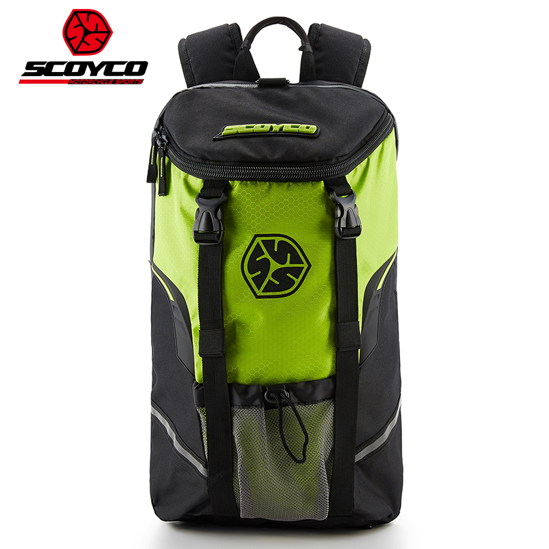 SCOYCO Motorcycle Oil Tank Bag for Motorbike Racing Luggage Bag Saddle Bag Motocross Dirt Bike ATV UTV Offroad Riding Waist Bag motorbike crankshaft for xinyuan xy 150cc engine atv dirt bike motorcycle qz 118