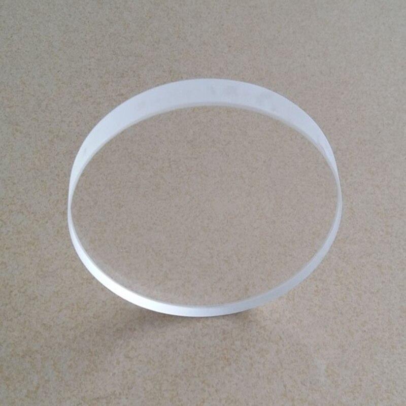 BaF2 substrate-50.0*4.0mm /Optical window /BaF2 window/ UV window substrate / Infrared window substrate