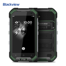 Blackview BV6000S Mobile phone 4.7 inch 1280×720 HD MT6737T Quad Core Android 6.0 2GB RAM 16GB ROM 8MP 4G LTE Waterproof IP68