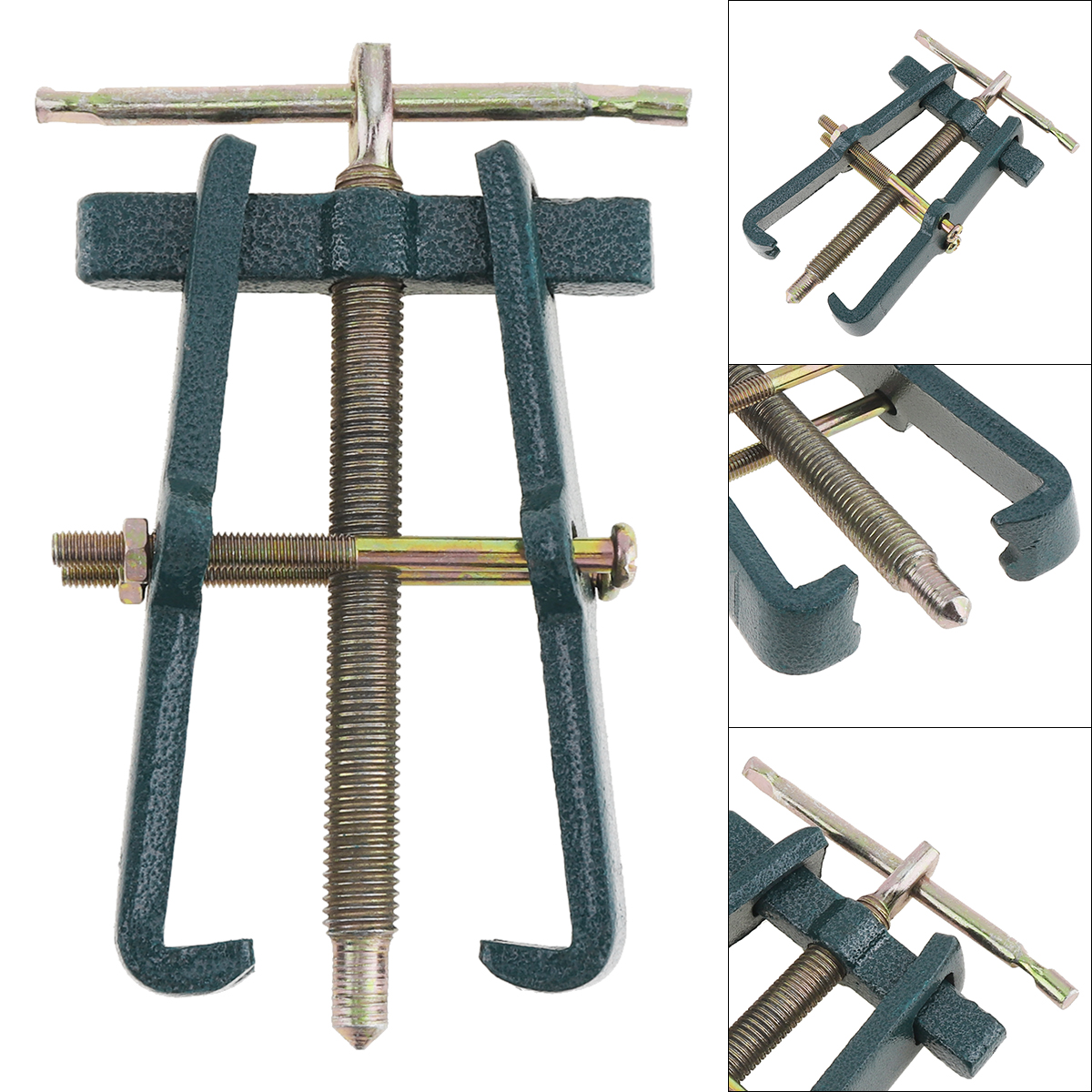 4 Inch Two-claw Puller Separate Lifting Device Multi-purpose Pull Strengthen Bearing Rama For Auto Mechanic Hand Tools