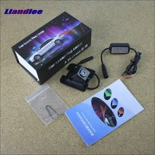 Liandlee Auto Laser Fog Light For Mercedes Benz S250 / S300 S350 Preventing Rain Haze Lamps Truck Car Alarm
