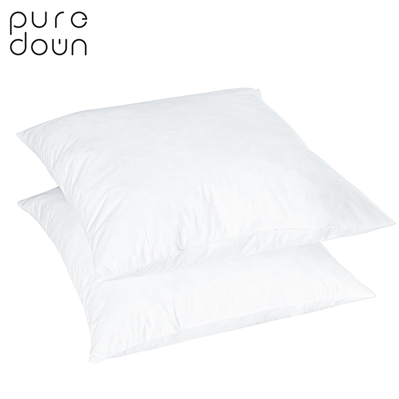 Puredown Beding Pillow High Quality 95 Goose Feather Down