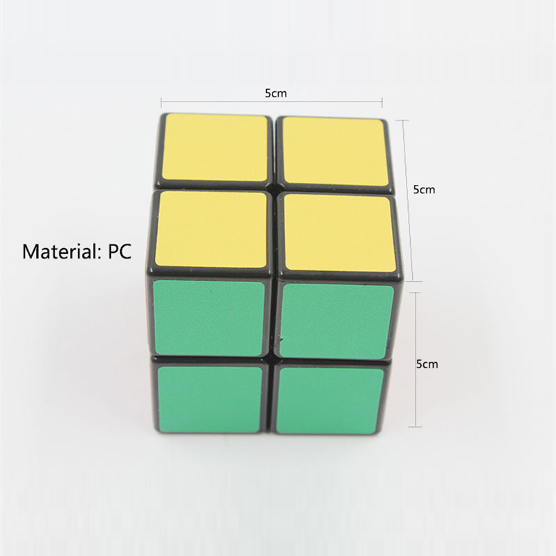 Puzzle magic cube Funny Fidget Cube Hand Spin Anti-stress Toy Children Toys Educational Puzzle Speed Challenge Gifts 2x2x2 MF214