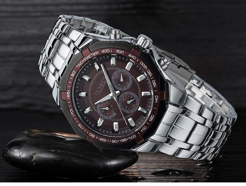 HTB1jDf e138SeJjSZFPq6A vFXaK - Для мужчин Бизнес часы Curren Для мужчин S Часы лучший бренд класса люкс Военное Дело Полный Нержавеющая сталь кварцевые наручные часы Relogio Masculino
