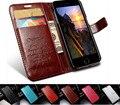Tomkas series cavalo louco para iphone 7 plus virar magnetic pu capa carteira com titular do cartão de couro função para iphone 7 além de
