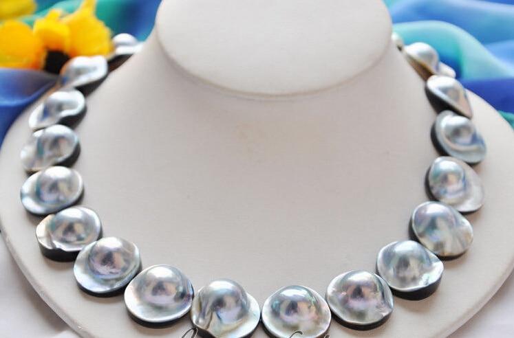mabe жемчужное ожерелье