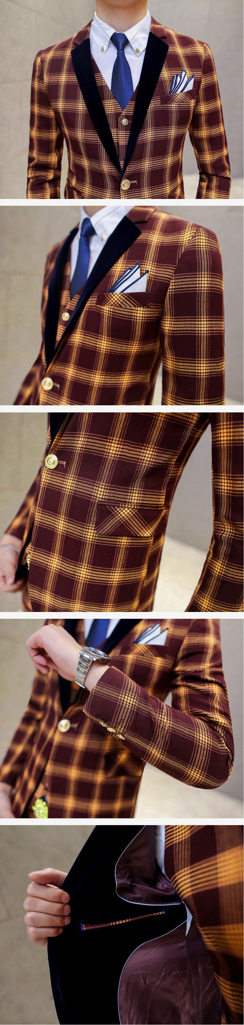 brown details