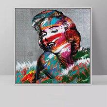 Marilyn Monroe Dropshipping Canvas Art Prints