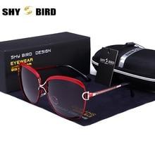 SHYBIRD Ladies Sunglasses Women's Brand 2018 Luxury Brand Retro Style Sunglasses Fashion Sunglasses 2018 Polarized Sun Glass