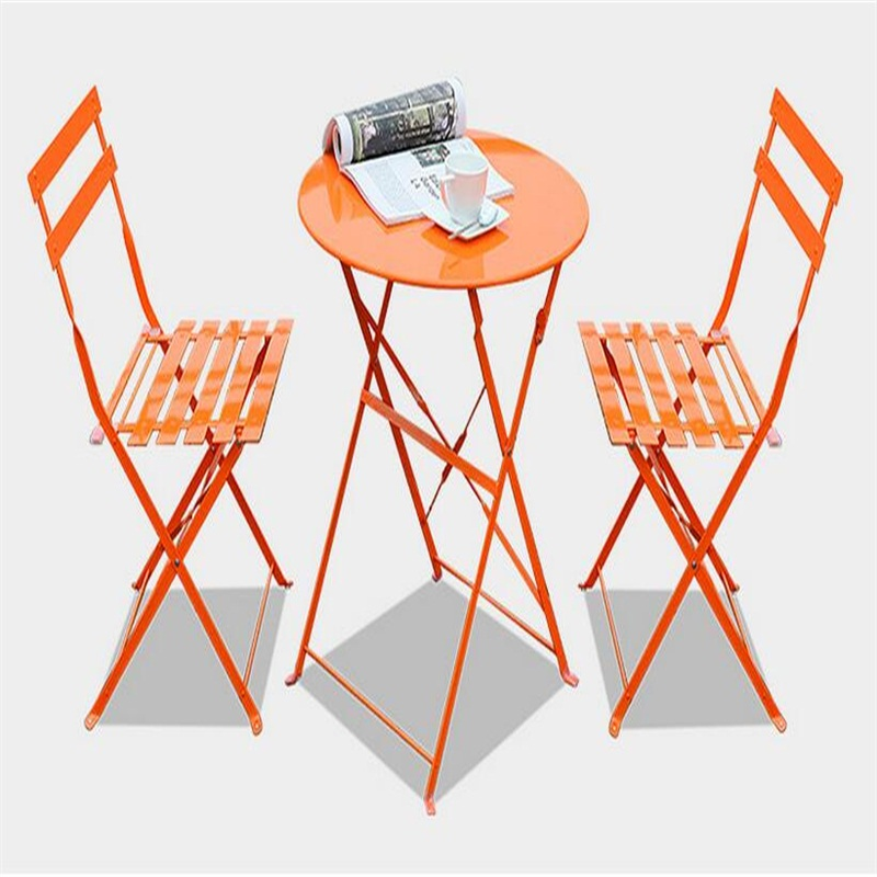 Roundness style Outdoor leisure Folding Garden Chairs Balcony tables and chairs Coffee tableRoundness style Outdoor leisure Folding Garden Chairs Balcony tables and chairs Coffee table