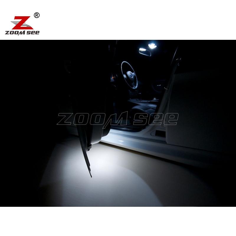 17x LED lisenziyalı boşqab lampası + 2005-2011 illəri üçün - Avtomobil işıqları - Fotoqrafiya 4