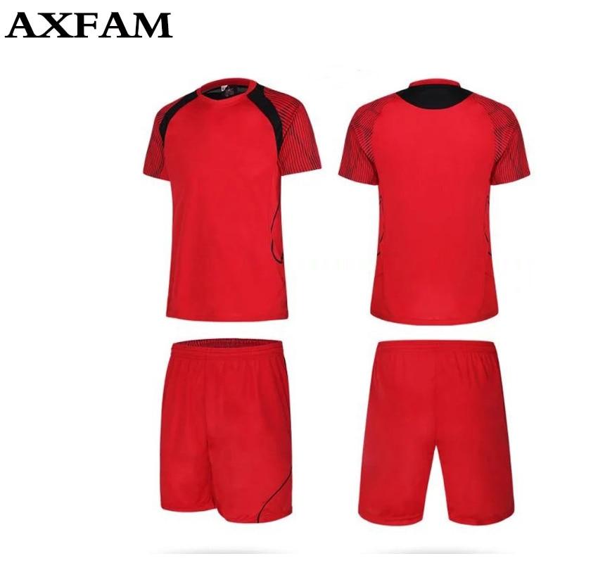 e53a5ab0119 2017 Kids Football Jerseys Children s Short sleeves Soccer Sets custom  survetement football Uniforms Training Suit on Aliexpress.com