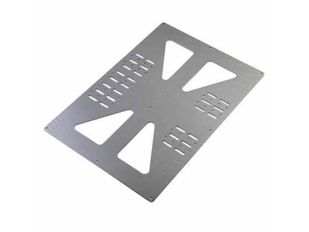 Funssor Extended Y Carriage Plate for Prusa i3 with Variable Y-Rod Distance 140mm to 170mm d880 y to 220 60v 3a 40w 2sd880 y