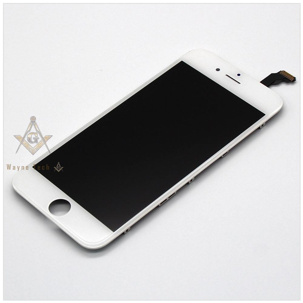 Free Shipping AAA Quality 100% Good Working LCD Touch Screen Glass Digitizer Display Assembly For iPhone 6 S Plus with tools kit