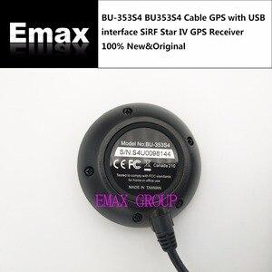 Image 3 - BU 353S4 BU353S4 Cable GPS with USB interface SiRF Star IV GPS Receiver 100%  New Original Guniune Free Ship JINYUSHI STOCK