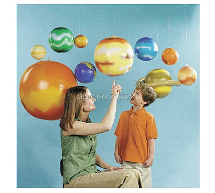 10 կտոր / Սահմանեք արևային Galaxy- ի - Արտաքին զվարճանք և սպորտ - Լուսանկար 6
