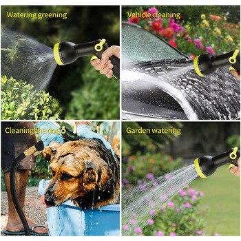 Magic Expandable Garden Hose w/ Spayer 4