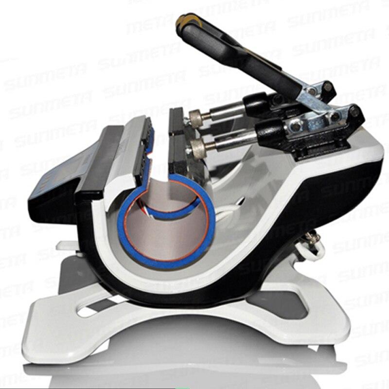 6 in 1 Combo Doppel Station Becher Presse Maschine Mup Druck Maschine Sublimation Drucker für 6 unzen/9 unzen /11 unzen/12 unzen/17 unzen Tasse