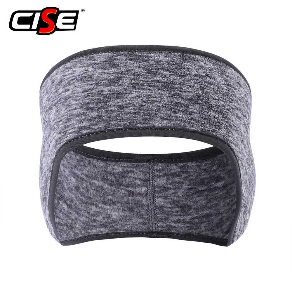 Fleece Warmer Short Face Mask Headwear Winter Motorcycle Balaclava Scarf  Headband Ski Cycling Riding Hunting Biker 8a723813e54