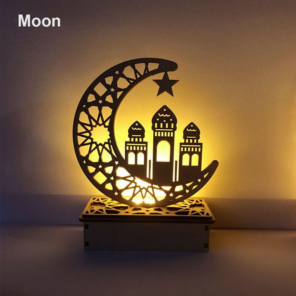 Ramadan Decoration Led Light Star Led Lights Eid Mubarak Decor Eid Party Supplies Ramadan Muslim Islam Party Decor