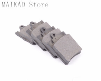 Rear Brake Pad Set untuk Mercedes-Benz W171 SLK200 SLK280 SLK300 SLK350 SLK55 A0034202820