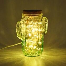 Nowoczesne USB Loft LED lampka nocna w kształcie gwiazdki światła lampki nocne lampka nocna szklana lampa akademik lampka nocna wyposażenie kuchni Luminaria Avize w Oświetlenie nocne LED od Lampy i oświetlenie na