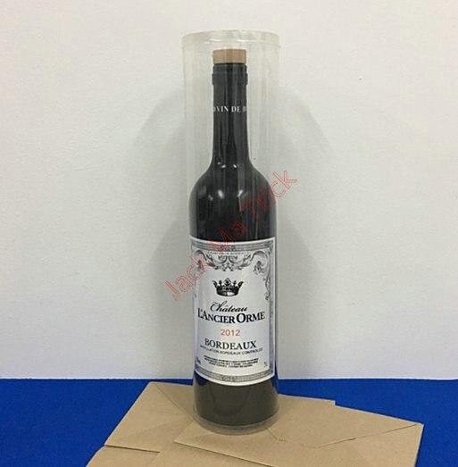 Vanishing Wine Bottle  - Stage Magic, Magic Trick