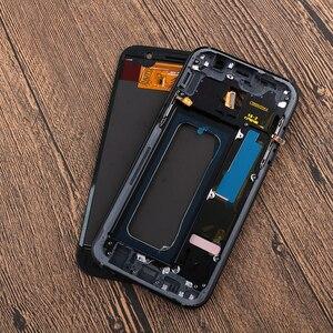 Image 4 - Alesser לסמסונג גלקסי A5 2017 A520 A520F LCD תצוגת מסך מגע עם מסגרת נפרדת Amoled מסך החלפת + כלים