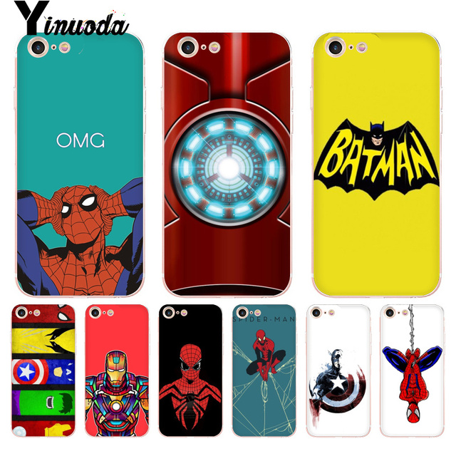 coque dc comics iphone 8