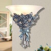 Кухня, стены, освещение современный LED Хрустальные светильники для Ванная комната Зеркало бра аппликации светильников murales бра для дома