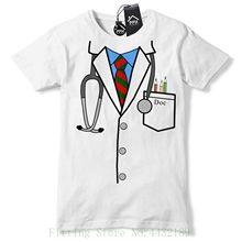 a73346c8b Doctor Uniform Funny T Shirt Novelty Gift Hospital Nurse Surgeon Gift Tshirt  547 New T-shirt Men Fashion T Shirts