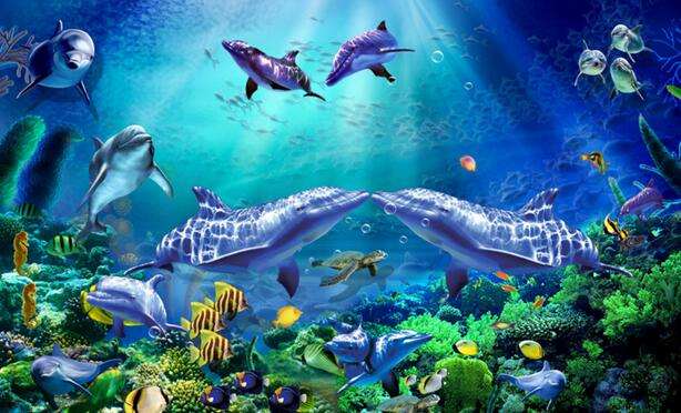 Aliexpresscom Buy professional customize under the sea world