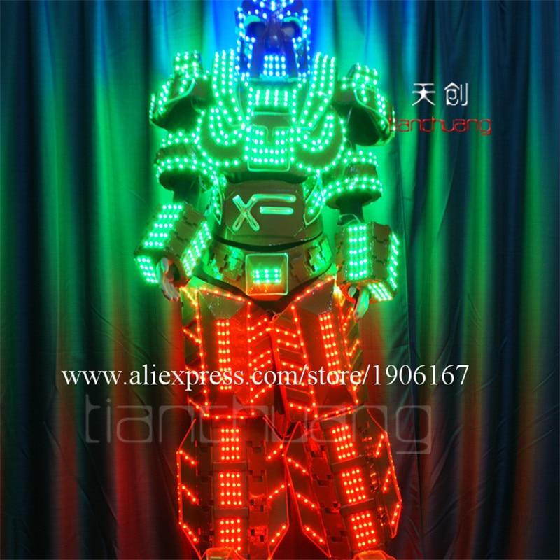Stilt man LED Robot10