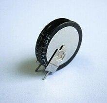 Superkondensator farad kondensator 5.5V1.5F 1.5F 5,5 V